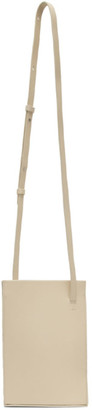 Aesther Ekme Taupe Twisted Bag