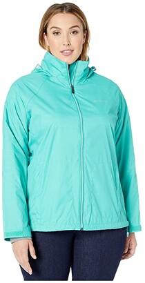 Columbia Plus Size Switchback III Jacket (Miami) Women's Coat