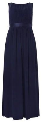 Dorothy Perkins Womens **Showcase Navy 'Natalie' Maxi Dress, Navy