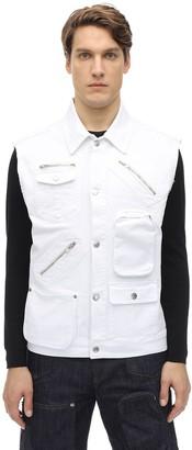 Department Five Cotton Denim Vest