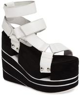 Jeffrey Campbell Altamira Platform Wedge Sandal (Women)
