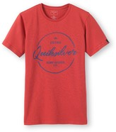 Quiksilver Printed Crew Neck T-Shirt, 8-16 Years