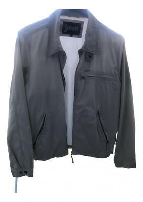 Schott Beige Cotton Jackets