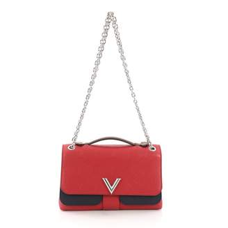 Louis Vuitton Very Red Leather Handbag