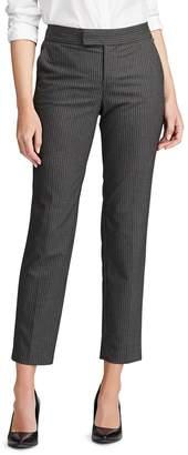 Chaps Women's Weekday Ready Straight-Leg Crop Pants