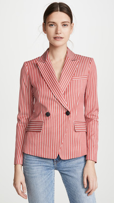 Rag & Bone Fletcher Stripe Blazer