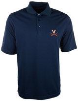 Antigua Men's Virginia Cavaliers Pique Extra-Lite Polo Shirt