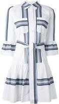 Derek Lam 10 Crosby button-down shirt dress - women - Cotton - 10