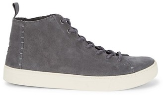 Toms Lenox Suede High-Top Sneakers