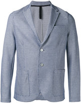 Harris Wharf London - patterned blazer - men - Cotton - 46