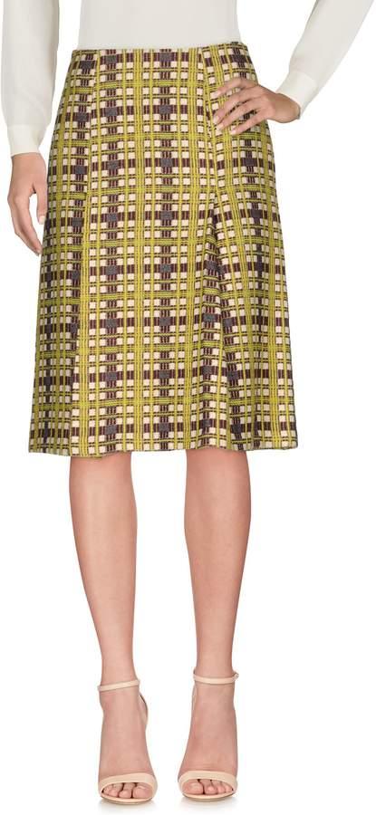 Laura Urbinati Knee length skirts - Item 35320521