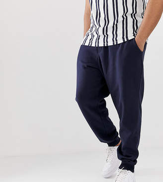 French Connection PLUS Joggers-Navy