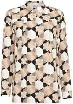 Linea Tori printed blouse