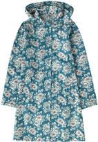 Cath Kidston Elvington Rose Printed Long Rain Jacket