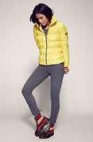 GUESS Ruched Down & Feather Jacket (Online Only)
