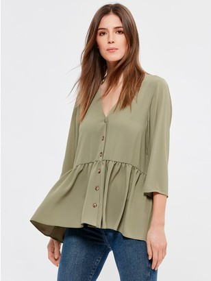 M&Co Smock tunic top