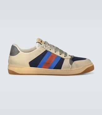 Gucci Men's Screener GG sneakers
