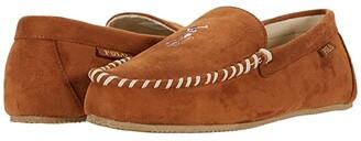 Polo Ralph Lauren Dezi IV Lightweight Microsuede (Tan) Men's Shoes