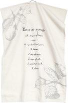 H&M Tea Towel with Printed Design