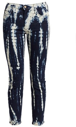 Mother The Dazzler Mid-Rise Ankle Jeans