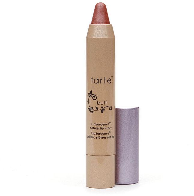 Tarte LipSurgence natural lip luster, frisky 1 ea