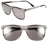 Carrera Eyewear 57mm Retro Sunglasses