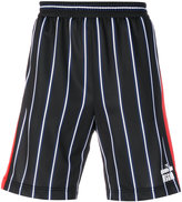 MSGM striped shorts - men - Polyamide/Polyester - 46