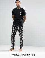 Asos Bugs Bunny Pajama Set