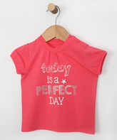 Robeez Fuchsia 'Today is a Perfect Day' Tee - Infant