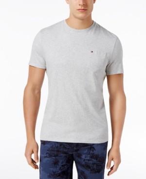 Tommy Hilfiger Men's Tommy Crew Neck Pocket T-Shirt