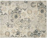 Pottery Barn Talia Printed Rug - Gray