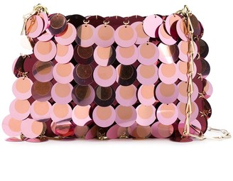 Paco Rabanne Iconic 1969 sparkle bag