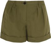 Burberry Cotton-blend shorts