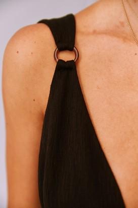 Finders Keepers EFFY DRESS black