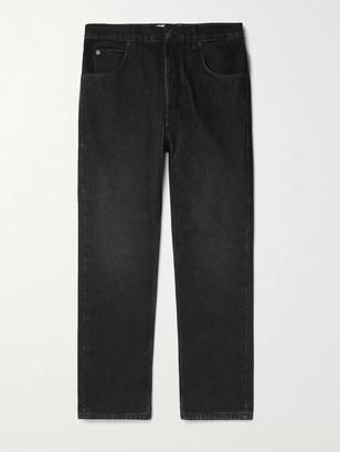 Loewe Denim Jeans - Men - Black
