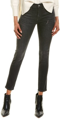 J.Crew Toothpick Charcoal Wash High-Rise Jean