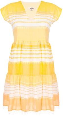 Lemlem Cotton Stripe Beach Dress