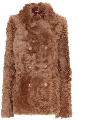 Sies Marjan Pippa reversible shearling jacket