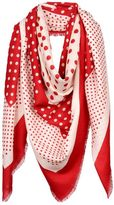 Marc by Marc Jacobs Square scarf