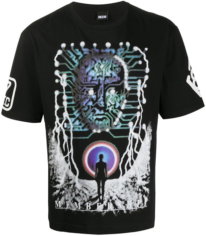 Kokon To Zai graphic-print T-shirt
