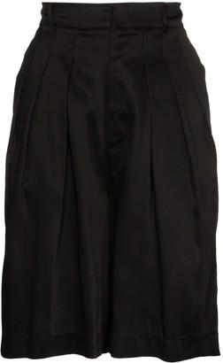 LVIR Pleated Shorts