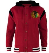 Old Glory Chicago Blackhawks - Logo Stagger Adult Jacket