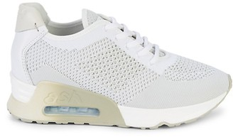 Ash Lucky Mesh Knit Sneakers