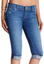 Hudson Blue Malibu Low-Rise Capri Jeans