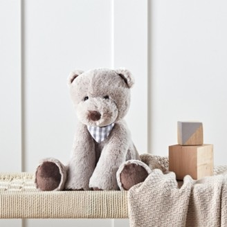 The White Company Medium Bear Toy, Natural, One Size