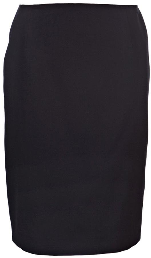 Jil Sander Wool blend pencil skirt
