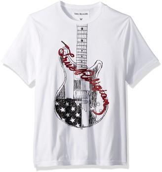 True Religion Men's Guitar Tee
