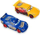Disney Rust-eze Cruz Ramirez & Fabulous Lightning McQueen Die Cast Twin Pack - Cars 3