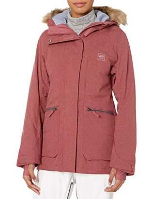Billabong Women's Into The Forest Snowboard Jacket