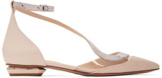 Nicholas Kirkwood Pink S Ballerina Flats